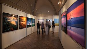 "Exhibition of the new series of Large Format Photographs  ""WINDOWS TO THE LOST WORLDS"""