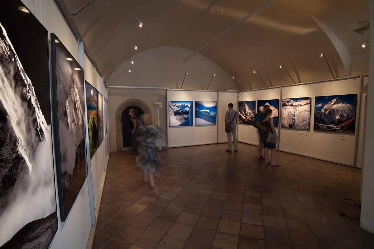Exhibition Of The New Series Large Format Photographs WINDOWS TO